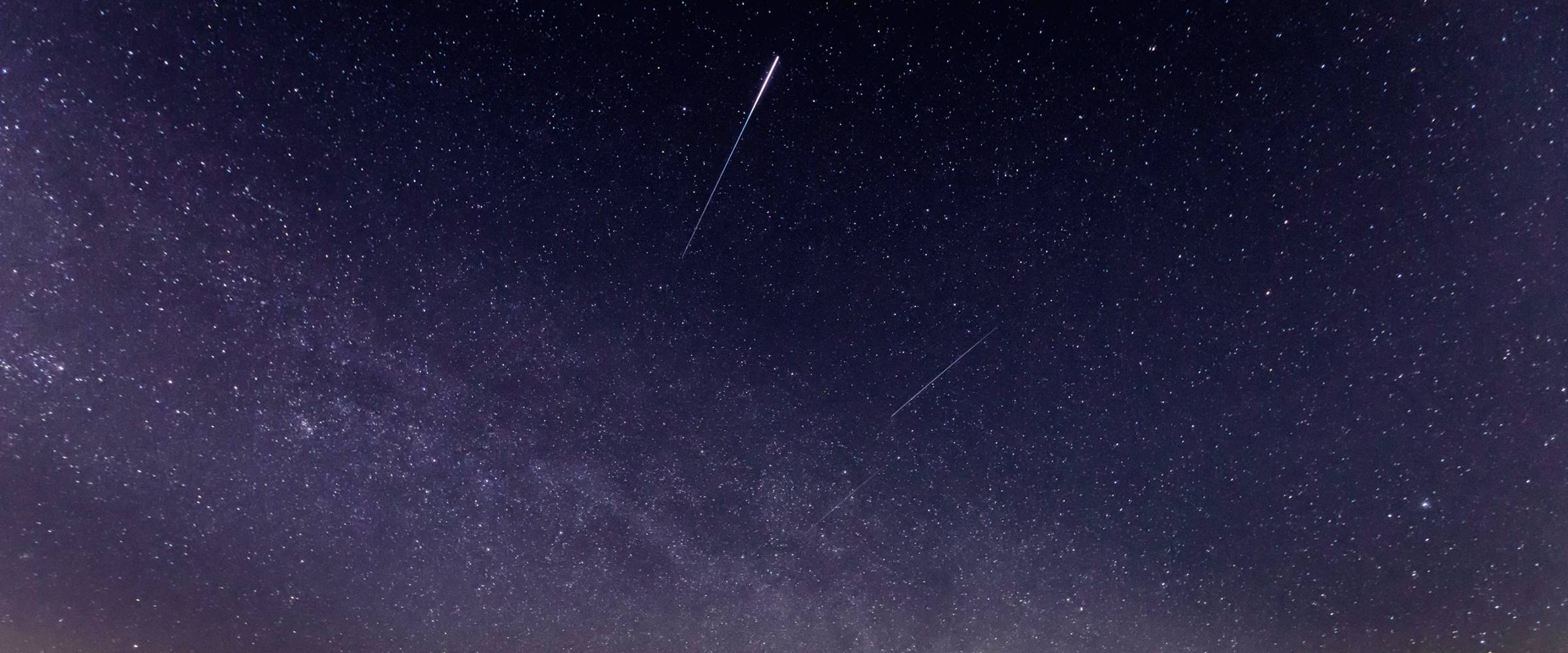 Meteor showers to light up the night sky again after a spring break
